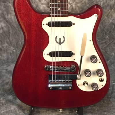 Epiphone Olympic Double Cherry 1966