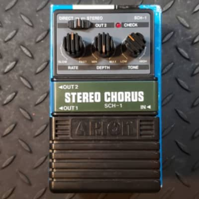 Arion SCH-1 Stereo Chorus 1980's FREE SHIPPING for sale