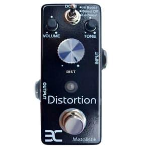 ENO Metalistk Distortion Guitar Effect Pedal FREE Shipping
