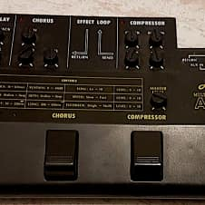 Aria Pro II APE-5 multi effects bass pedal fully working JAPAN