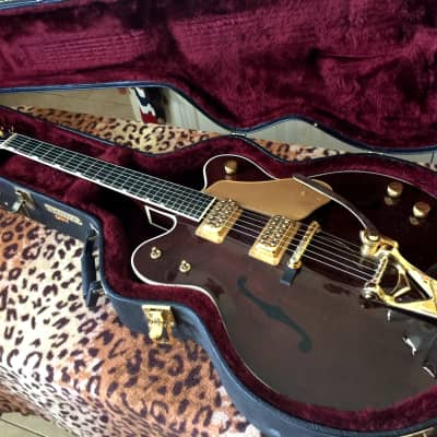 Gretsch 1962 Country Classic  2004 Japan reissue - brown - HSC