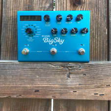 Strymon Big Sky  Blue