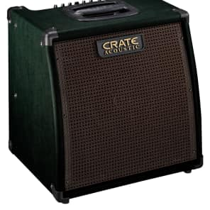"Crate Taos CA30D 30-Watt 1x8"" Acoustic Guitar Combo with DSP Effects"