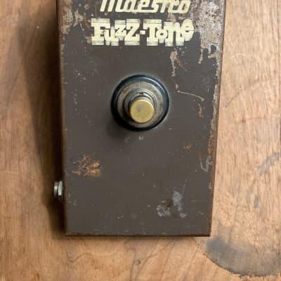 Maestro Fuzz-Tone FZ-1A (1966) for sale