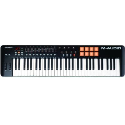 M-Audio Oxygen 61 61-key Keyboard Controller