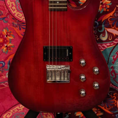 SHADOW S-140 Early 1990s Red Burst for sale