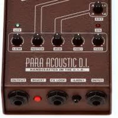 L.R. Baggs Para Acoustic DI for sale