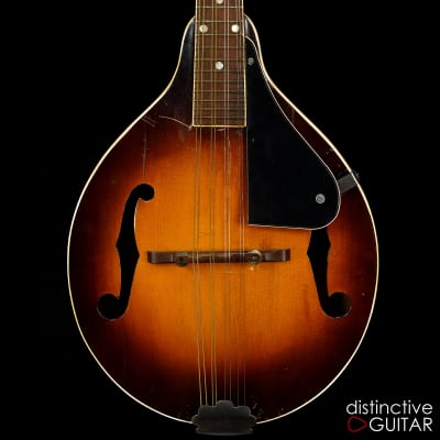 Gibson A50 Late 30's / Early 40's Mandolin  - Sunburst for sale
