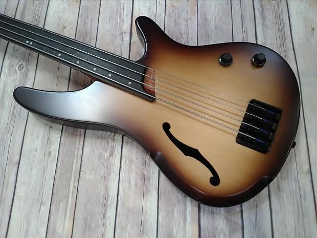 Ibanez Srh500f Nnf Fretless Bass Workshop Electric Bass