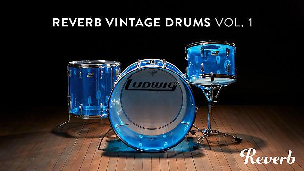 Reverb Vintage Drum Samples Vol  1