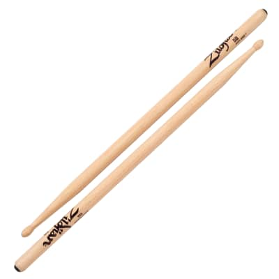 Zildjian Z5BA Anti-Vibe, 5B Wood Tip Drumsticks