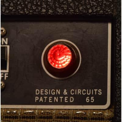 Invisible Sound Guitar amplifier Jewel Lamp Indicator amp jewel.  Model 004.  For pilot light