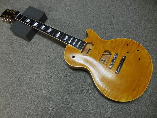 Precision Guitar Kits Les Paul Kit 59 Carved Top Bound