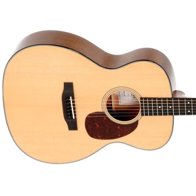 Sigma 000M-18+ Acoustic Guitar - Natural image