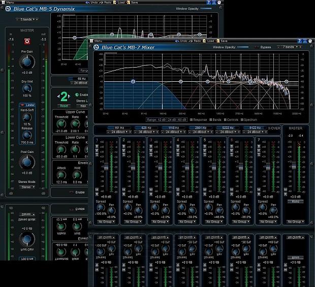 Resultado de imagen de Blue Cat Audio MB Dynamix Pack