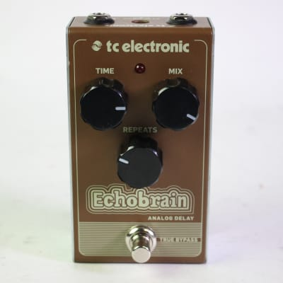 Used TC Electronic ECHOBRAIN Guitar Effects Delay
