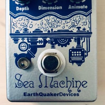 EarthQuaker Devices - SEA MACHINE v2 - Super Chorus