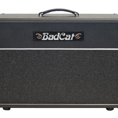 Bad Cat Amps USA Standard Speaker Cab 2x12 in Black Bronco for sale