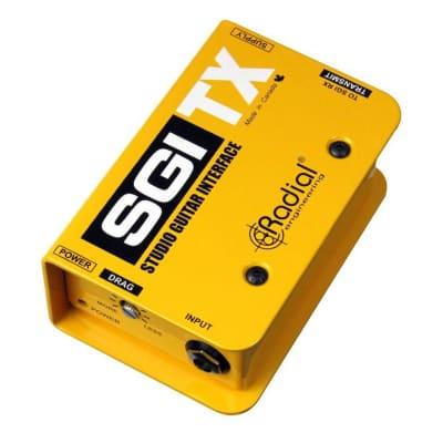 Radial SGI Studio Guitar Interface System Spare TX Transmit Unit