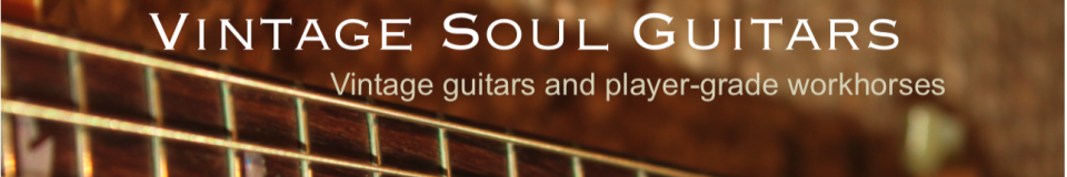 Vintage Soul Guitars