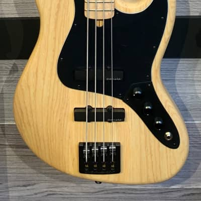 Scott Devine Signature Bass from Overwater, 2020 Natural for sale