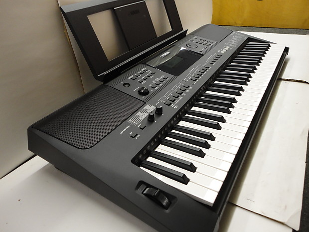 Yamaha psr e453 portable keyboard new free reverb for Yamaha psr e453 specs