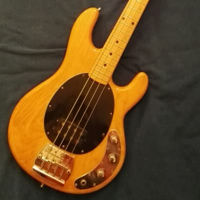 Music Man Stingray Natural 1978 for sale