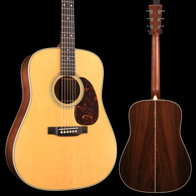 Martin D-28 (2017) Standard Series (Case Included) S/N 2278429 4lbs 9.9oz USED for sale