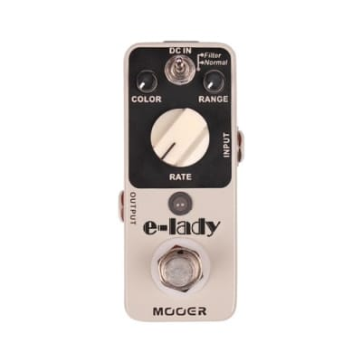 Mooer E-Lady Flanger Pedal for sale