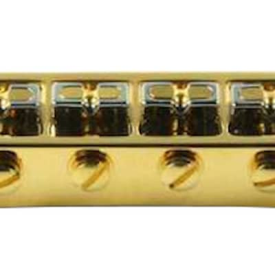 LR Baggs T-Bridge Tune-o-matic Piezo Bridge Pickup Gold for sale