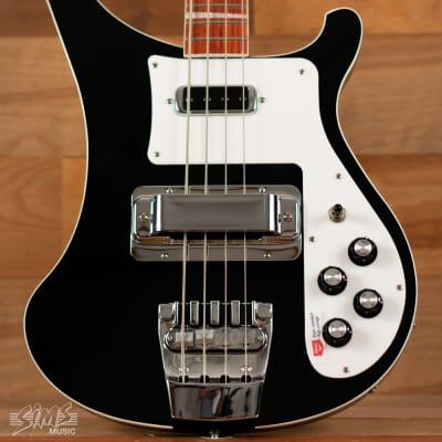 Rickenbacker 4003 Bass Guitar - Jetglo for sale