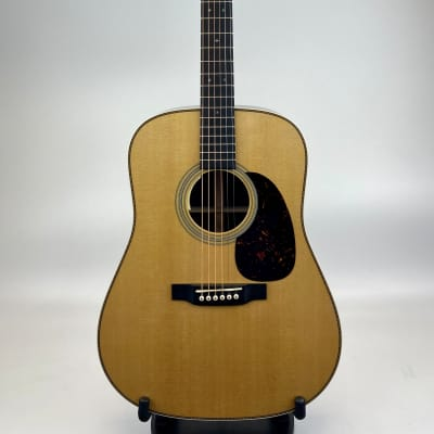 Martin Standard Series HD-28E with Fishman Electronics 2021 Natural