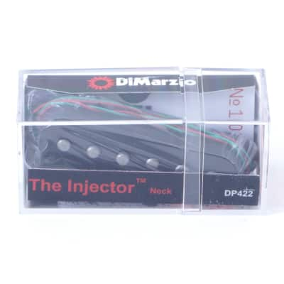 Dimarzio DP422 Paul Gilbert Injector Neck Guitar Pickup Black image