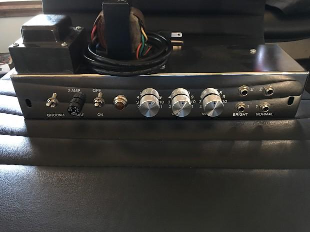 Fender/mojotone 5E3 Deluxe 2016 Chrome | The Gear Outlet