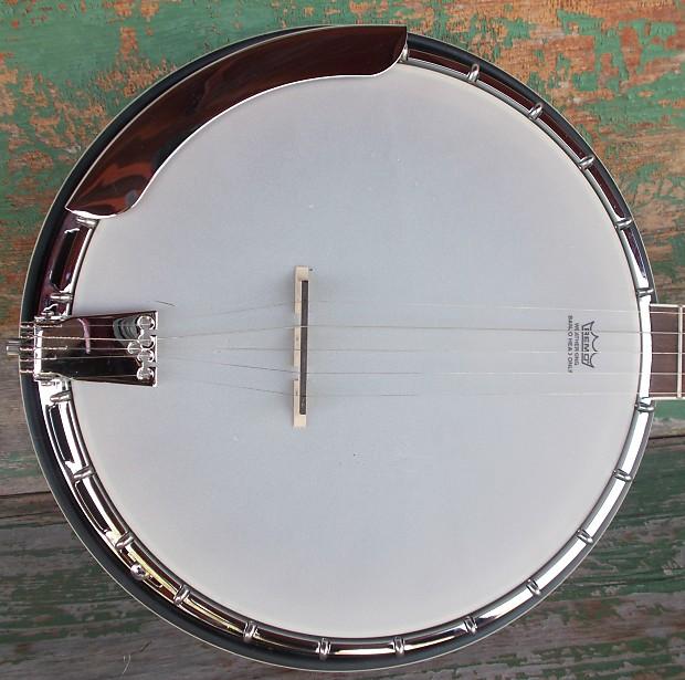 recording king rk r20 mahogany 5 string banjo reverb. Black Bedroom Furniture Sets. Home Design Ideas