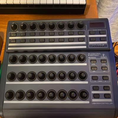 Behringer B-Control Rotary BCR2000 USB/MIDI Control Surface