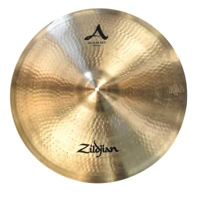 "Zildjian 24"" A Series Medium Ride Cymbal"