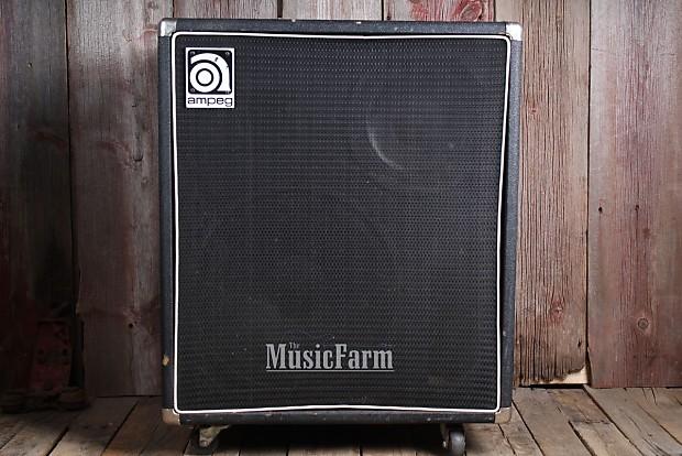Guitar Amp Through Bass Cab : ampeg svt 1510 he bass electric guitar amplifier speaker reverb ~ Hamham.info Haus und Dekorationen
