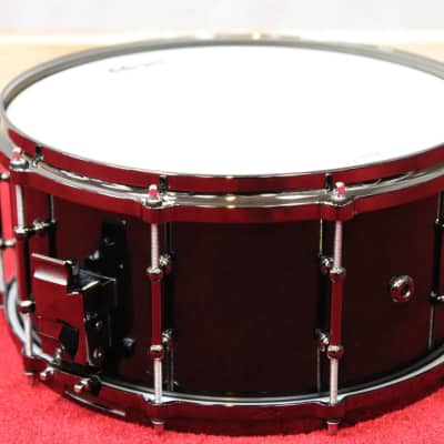 "dDrum Max Series 6.5""x14"" Snare Drum Piano Black"