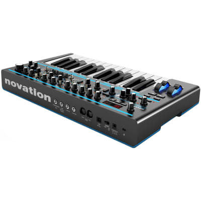 Novation Bass Station II Analog Mono Synthesizer