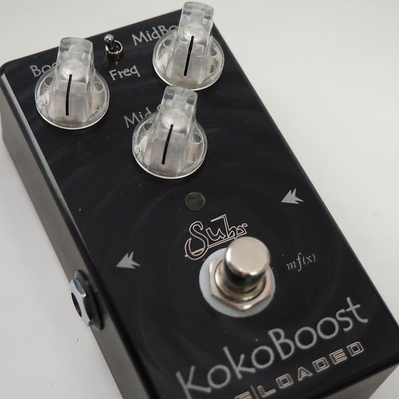 Suhr Koko Boost Reloaded | Tokyo Music Gear Garage | Reverb