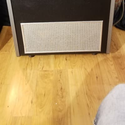 Leslie 825 With Combo Preamp II Pedal 70s Black for sale