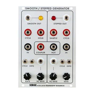 Serge by Random Source Smooth & Stepped Generator (SSG)