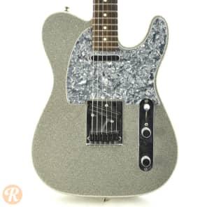 Fender Telecaster Sparkle Silver Sparkle