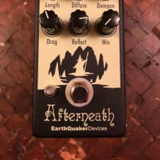EarthQuaker Devices Afterneath Reverb/Delay Pedal