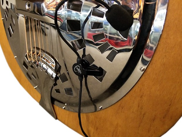 the feather resonator guitar pickup with flexible reverb. Black Bedroom Furniture Sets. Home Design Ideas