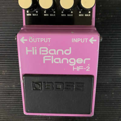 Boss HF-2 High Band Flanger