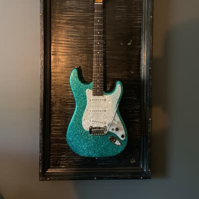 G&L S-500 USA Metalflake Sparkle Finish for sale