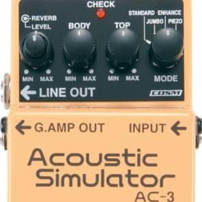 Boss AC3 Acoustic Simulator for sale