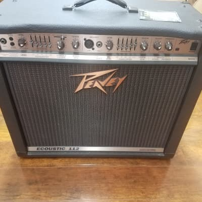 "Peavey Ecoustic 112 100-Watt 1x12"" Acoustic Amp"
